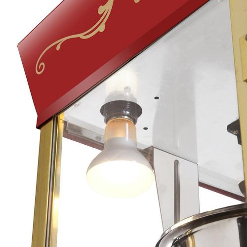 máquina palomera de maíz hacer palomitas 8 oz envío gratis