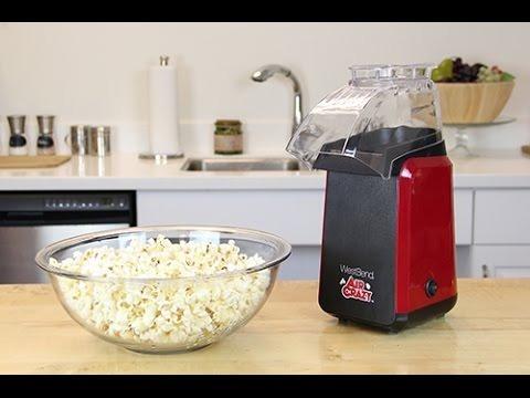 maquina palomitas de maiz  roja west bend mod.82418r