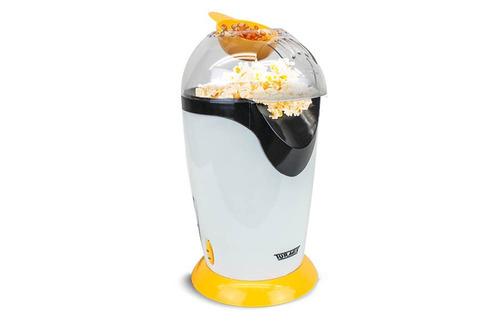 máquina palomitas en 2min pingüino palomera sin grasa turmix