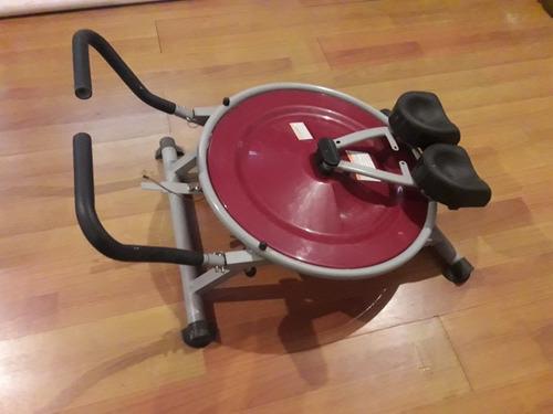 maquina para abdominales ab circle pro
