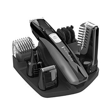 maquina para afeitar barba, bigote, cuerpo ramington pg525