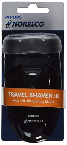 maquina para afeitar barba travel shaver 510