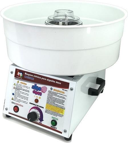 maquina para algodão doce  - 12x sem juros - kit p/ ensacar