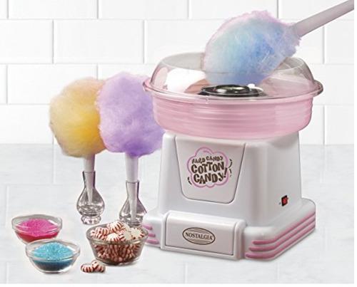 máquina para algodón azúcar