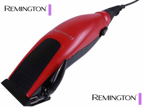 maquina para cortar cabello remington precision 18 piezas