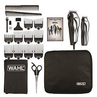 maquina para cortar cabello wahl chrome pro duo kit con 2