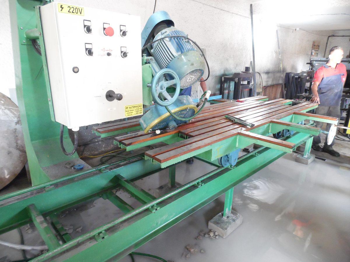 Maquina para cortar granito e marmore cortadeira de pedras for Maquina para cortar metacrilato