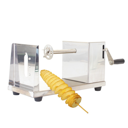 máquina para cortar papas y tubérculos en espiral dilitools