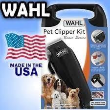 maquina para cortar pelo a perros mascotas wahl original