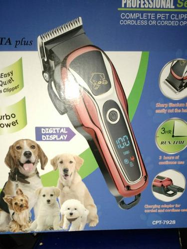 maquina para cortar pelo de mascotas perros, potente