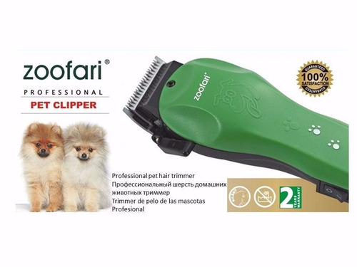 maquina para  cortar pelo perro o gato / sapra