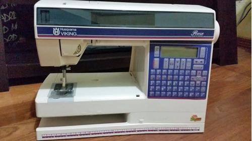 maquina para coser y bordar