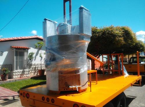 máquina para demarcacion vial con pintura termoplastica