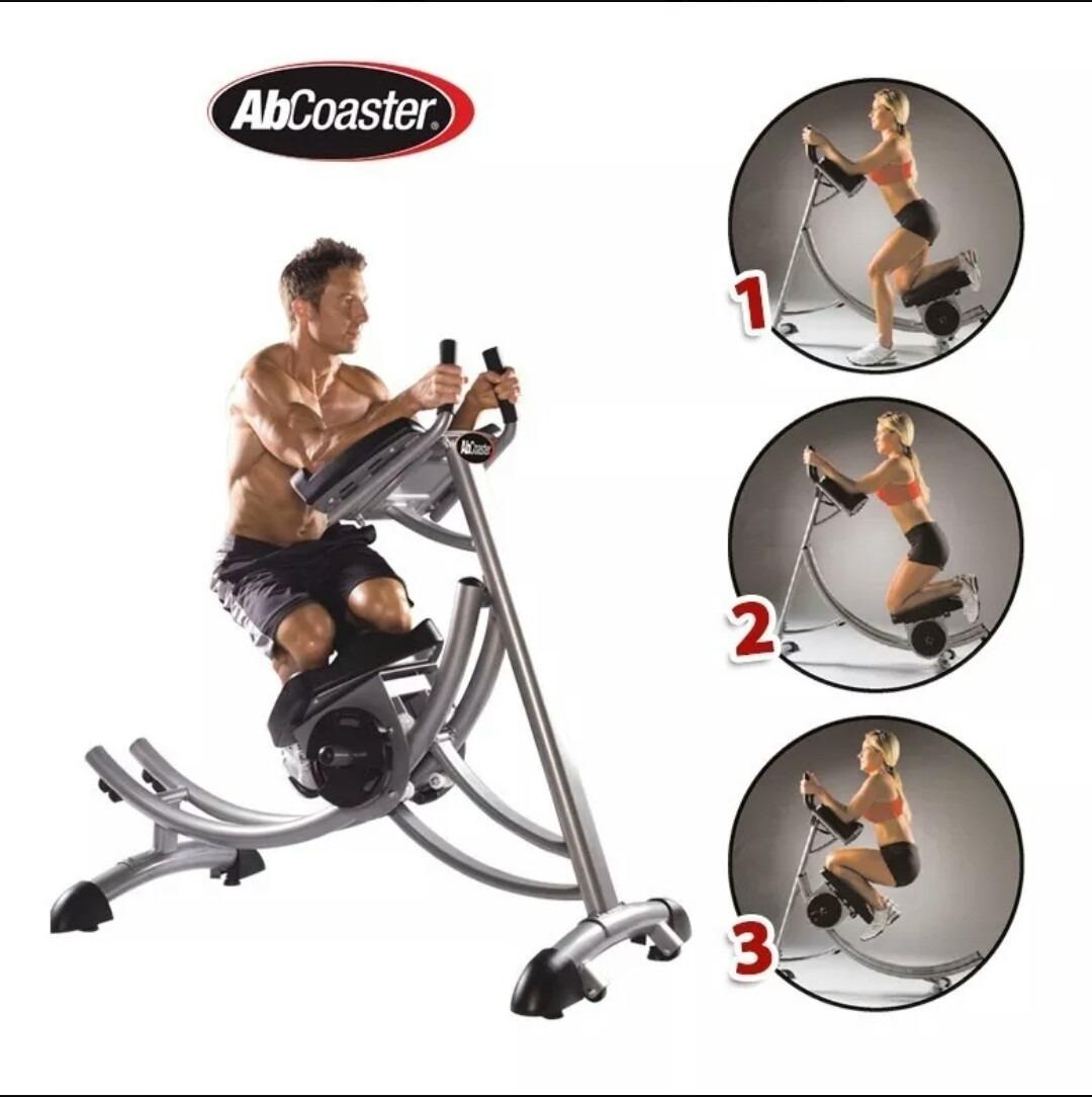 Ab coaster funciona para adelgazar