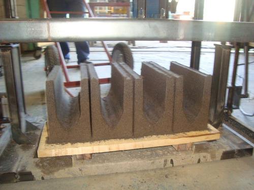 máquina para fabricar blocos