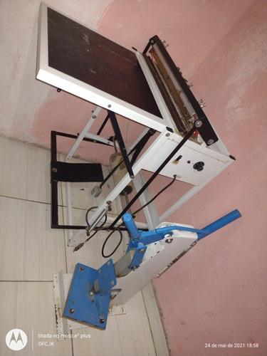 máquina para fazer sacola manual