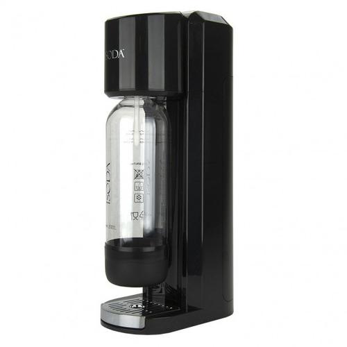 maquina para hacer agua con gas y gaseosa como sodastream