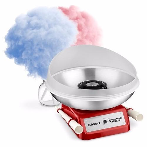 máquina para hacer algodón de azúcar cuisinart ¬ta072041105