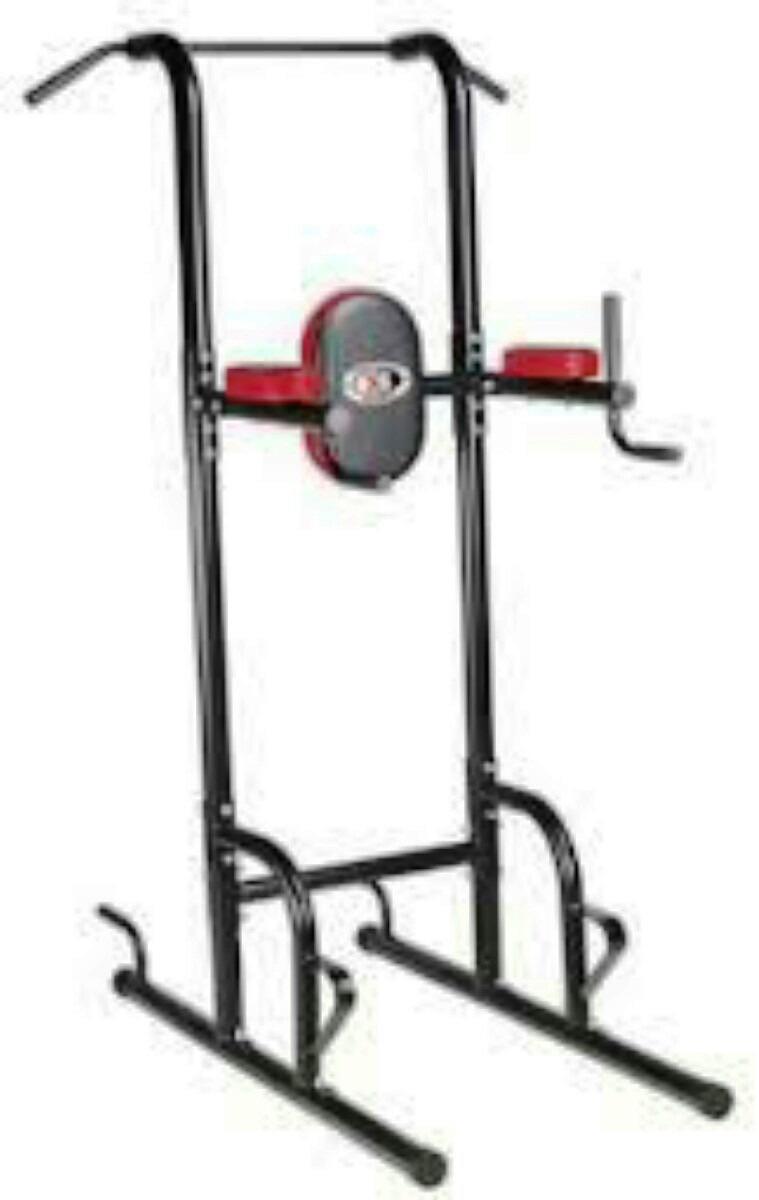 Maquina para hacer barras paralelas marca k6 ofert - Maquinas para hacer deporte en casa ...