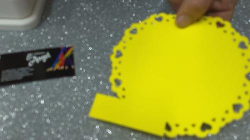 maquina para hacer blondas en segundos  sacabocados blonda
