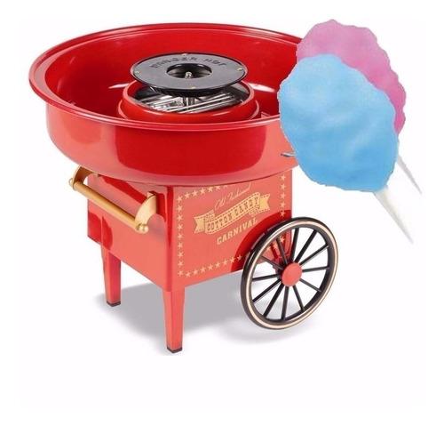 maquina para hacer copos de nieve algodon de azucar 500 w