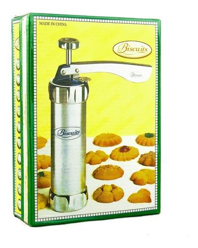 maquina para hacer galletas 20 formas diferentes resposteria