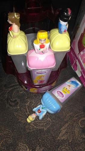 máquina para hacer helado princesas