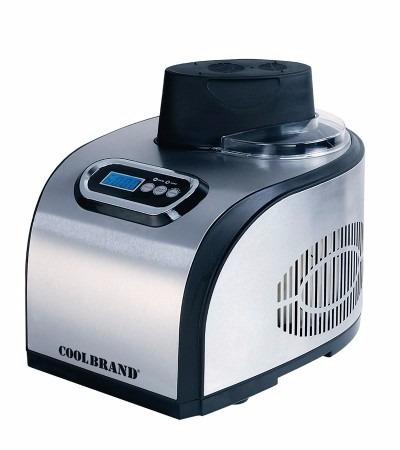 maquina para hacer helados fabrica coolbrand 8079 1,5l