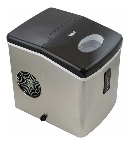 maquina para hacer hielo ice machine - portable, counter top