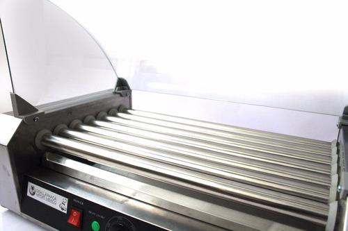 maquina para hacer hotdogs comercial envio gratis