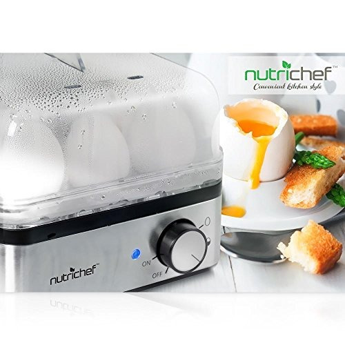 maquina para hacer huevos cocinar nutrichef