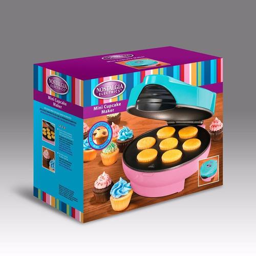 maquina para hacer mini cupcakes | nostalgia original
