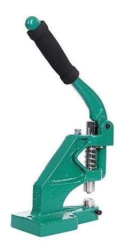 maquina para hacer ojales ojaladora con 3 troqueles importad