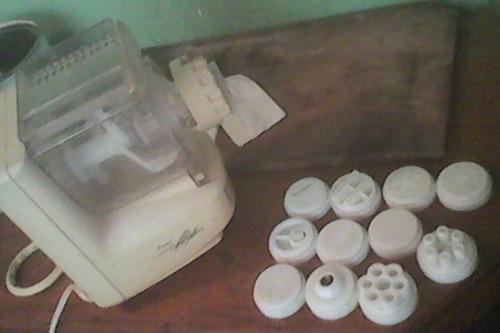 maquina para hacer pasta eléctrica