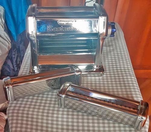 máquina para hacer pasta + olla pastera