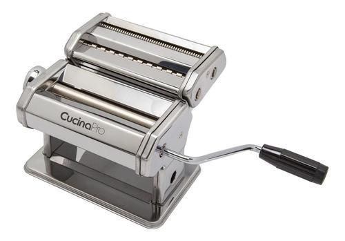 máquina para hacer pasta, plateado cucinapro 177