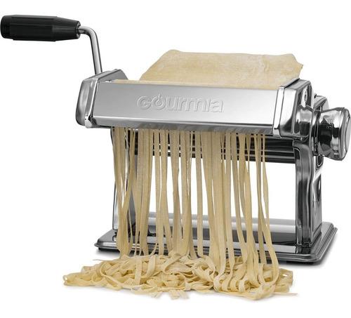 máquina para hacer pasta, rodillo y cortador gourmia
