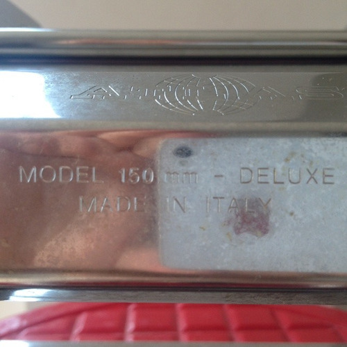 maquina para hacer pastas atlas 150