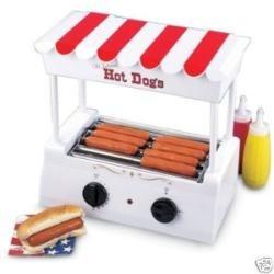 maquina para hacer perros calientes - marca nostalgia
