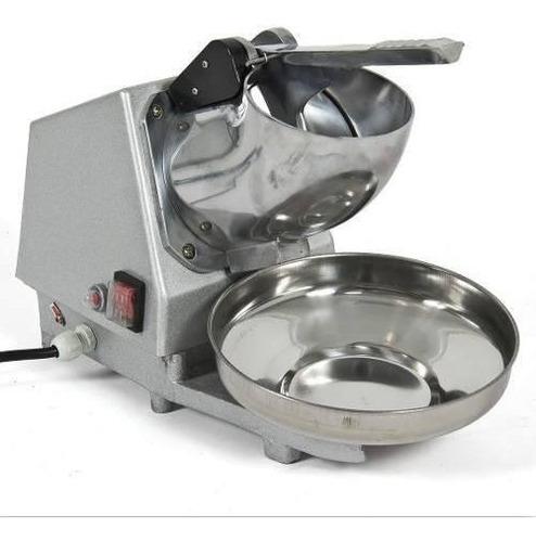 maquina para hacer raspados cholados  de hielo industrial
