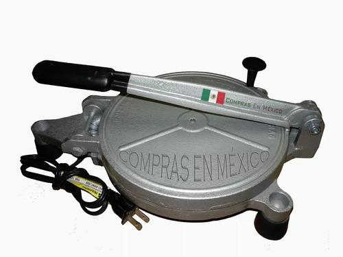 máquina para hacer tortillas de harina eléctrica 110v, 20 cm