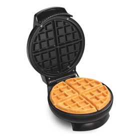 Máquina Para Hacer Waffles Estilo Belga Hamilton Beach®