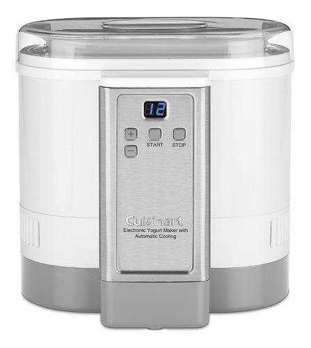 maquina para hacer yogurt 1.5 qt - cuisinart