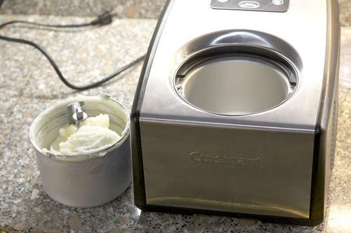 maquina para  helado nieve yogurt cuisinart ice envio gratis