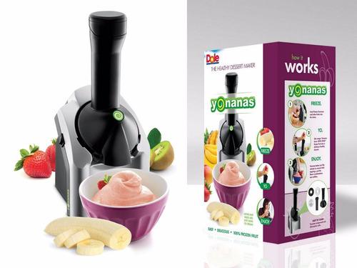 maquina para helados natural de frutas, nuevo