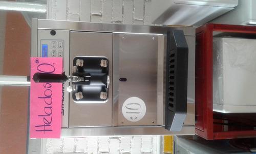 máquina para helados suave