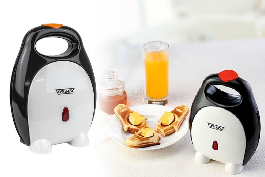 Maquina para hot cakes figura de ping ino turmix cocina for Maquinas de cocina