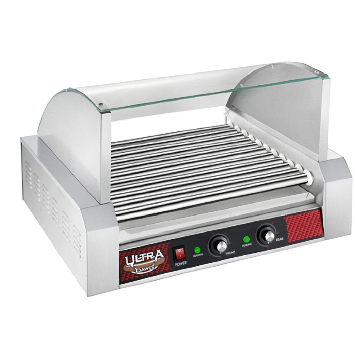 Maquina para hot dog con toldo capacidad 30 hot dog hm4 for Refacciones para toldos