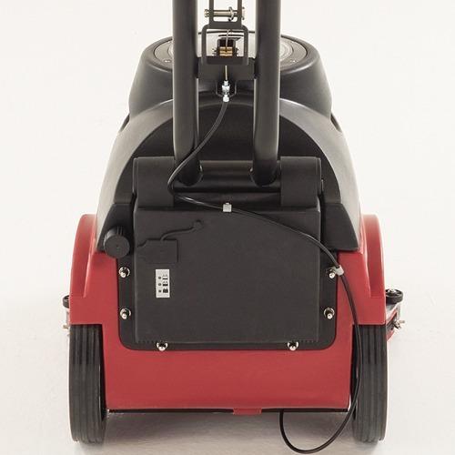 maquina para lavar pisos de baterías industrial