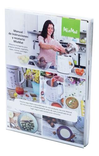 máquina para leches vegetales miomat pl